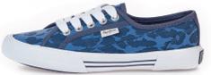 Pepe Jeans dámské tenisky Aberlady Leo 20 PLS30951 36 modrá