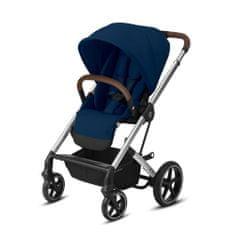 CYBEX wózek dziecięcy Balios S Lux SLV Navy Blue 2021
