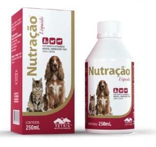 Vetnil Nutracao tekočina za okrevanje, 250 ml