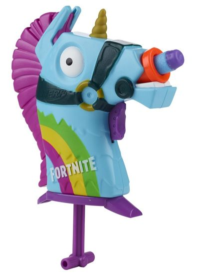 NERF pistolet Microshots Fortinte Rainbow Smash
