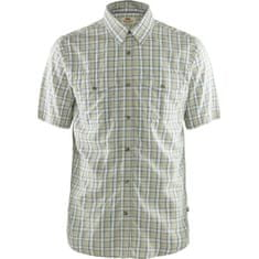 Fjällräven Abisko Cool Shirt SS, ledově šedá, xl
