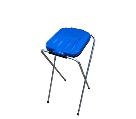 Aga Hulladékzsák állvány 1x120 l kék