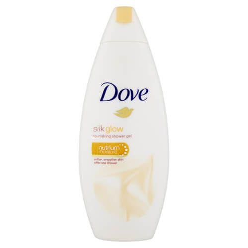 Dove Nourishing gel za tuširanje Silk Glow, 250 ml