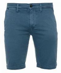 Pepe Jeans pánské šortky Charly Short Minimal PM800773 30 modrá