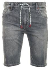 Pepe Jeans pánské šortky Jagger Short Used PM800776 31 šedá