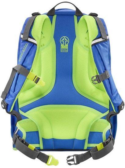 CoocaZoo ScaleRale školska torba, MeshFlash Neonyellow