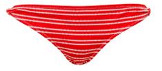 Pepe Jeans dámská plavkové kalhotky Ilana Bottom PLB10298 S červená