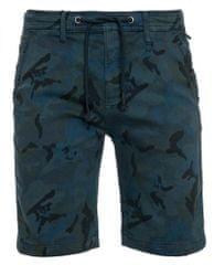 Pepe Jeans pánské šortky Owen Short PM800781 30 tmavě modrá