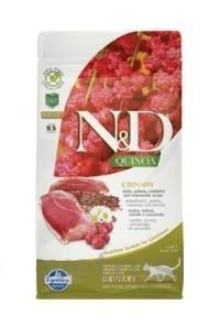N&D Quinoa CAT Urinary Duck & Cranberry 1,5 kg