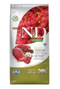 N&D Quinoa CAT Urinary Duck & Cranberry 5 kg