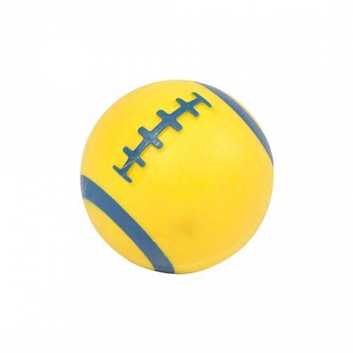 Duvo+ Pískací plovoucí hračka žlutá 8x8x8cm