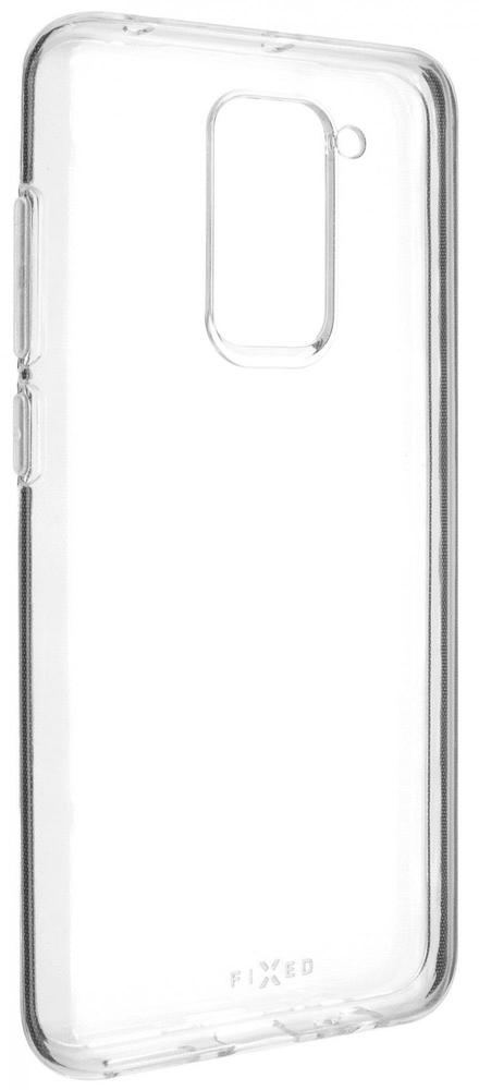 FIXED TPU gelové pouzdro pro Xiaomi Redmi Note 9 FIXTCC-517, čiré - zánovní