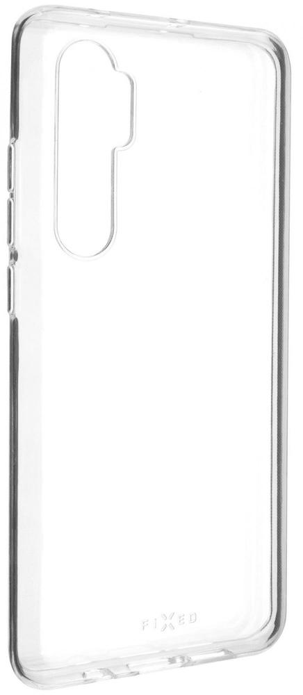 FIXED TPU gelové pouzdro pro Xiaomi Mi Note 10 Lite FIXTCC-533, čiré