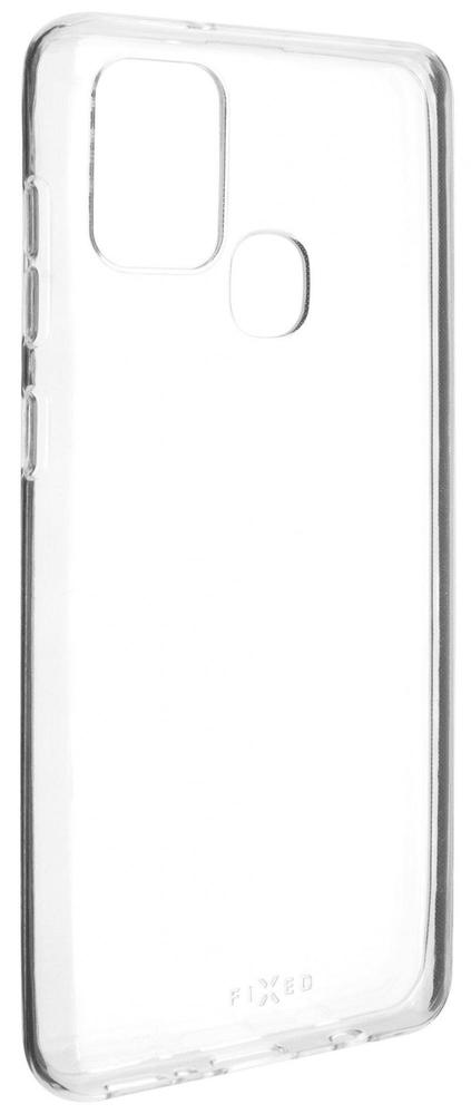 FIXED TPU gelové pouzdro pro Samsung Galaxy A21s FIXTCC-552, čiré