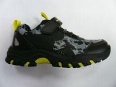 ALPINE PRO KBTS265990G Vato dekliški športni čevlji, črni, 31
