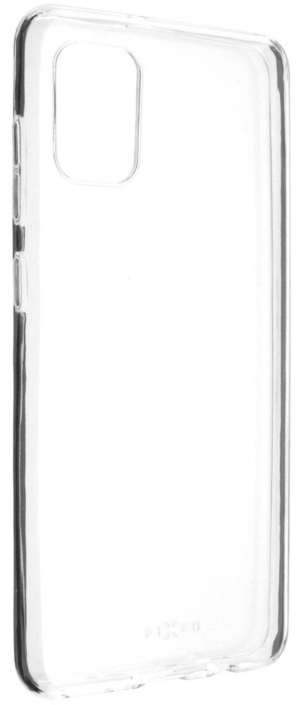 FIXED Ultratenké TPU gelové pouzdro Skin pro Samsung Galaxy A31, 0,6 mm FIXTCS-527, čiré