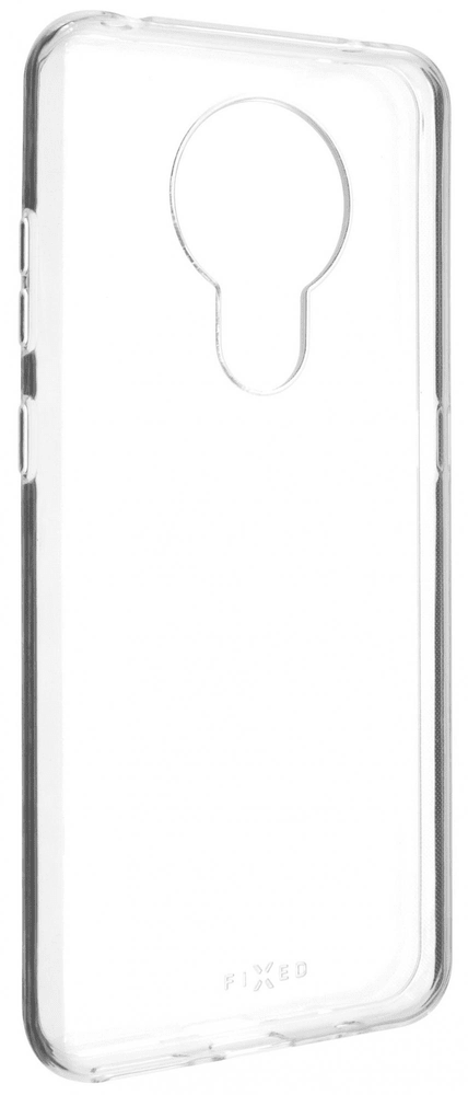 FIXED Ultratenké TPU gelové pouzdro Skin pro Nokia 5.3, 0,6 mm FIXTCS-538, čiré