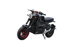 DONGMA M6, černá elektrická motorka