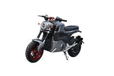 DONGMA M6, stříbrná elektrická motorka