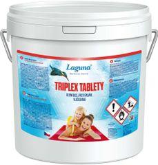 LAGUNA Tablety Triplex dezinfekce vody 3v1 - 2,4 kg