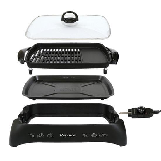 Rohnson grill elektryczny R 250