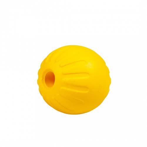 Duvo+ Hračka pěnová míč žlutá 7cm