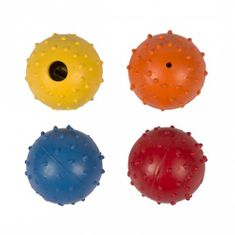Duvo+ Fogtisztító gumilabdák MIX színekben 5cm 1db