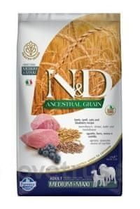 N&D LG DOG Adult M/L Lamb & Blueberry 2,5 kg