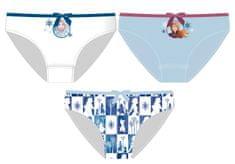 Disney dívčí kalhotky Frozen 3 set 98 - 104 vícebarevná