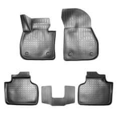 Unidec Gumové autokoberce přesné 3D BMW 2 (F45) (Active Tourer) (2014)