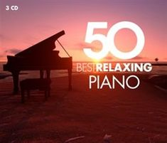 Různí interpreti: 50 Best Relaxing Piano