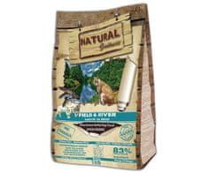 Kraftika Field, river cat recipe /losos