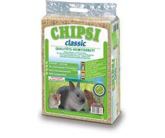 JRS Chipsi classic lisované hobliny 60 l, podestýlky, hlodavci