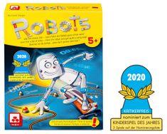 NSV igra s kartami Robots