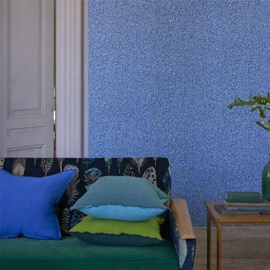 Designers Guild Ozadje PAVONAZZO - PALE JADE, kolekcija TULIP STELLATA