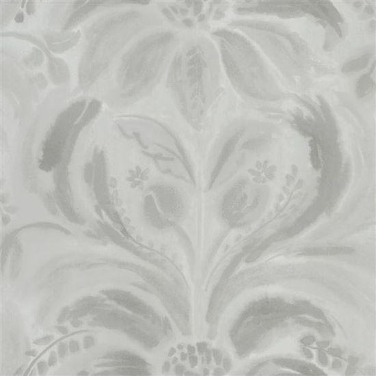 Designers Guild Ozadje ANGELIQUE DAMASK - KAMEN, kolekcija TULIP STELLATA