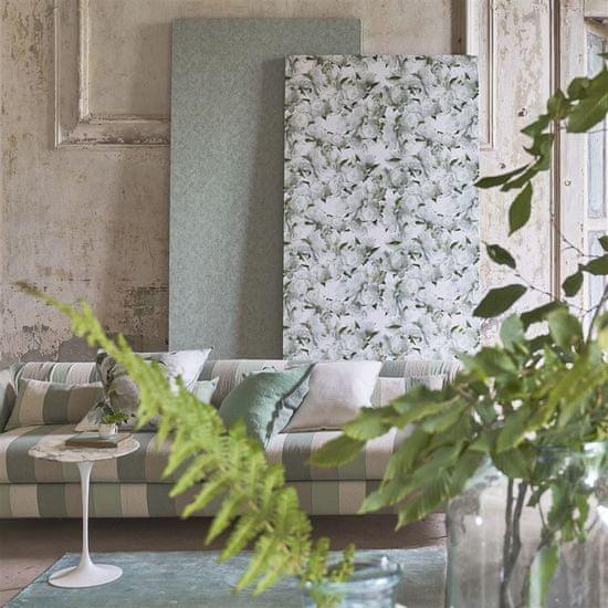 Designers Guild Ozadje PEONIA - CHARTREUSE, kolekcija FOSCARI FRESCO