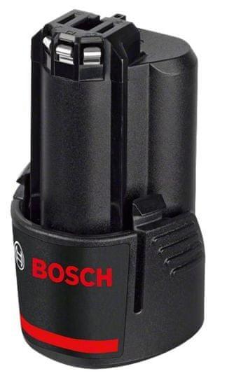 BOSCH Professional GBA 12 V 3,0 Ah baterija (1600A00X79) - Odprta embalaža