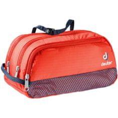 Deuter Wash Bag Tour III toaletna torba, 2 l, rdeča