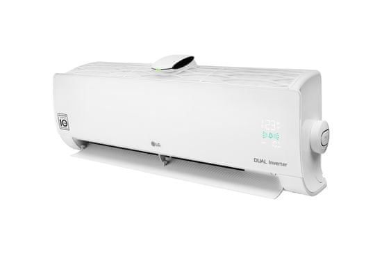 LG DualCool Pure stenska klimatska naprava