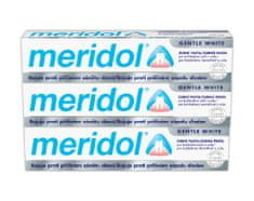 Meridol Zubná pasta whitening 75 ml tripack