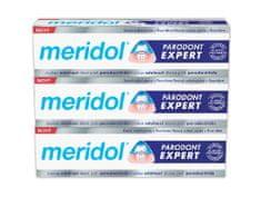 Meridol Zubná pasta Parodont Expert 75 ml tripack