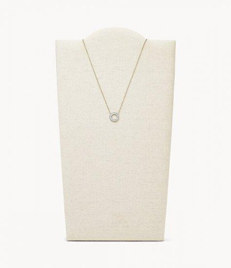 Fossil Nádherný náhrdelník pro ženy JF03283998