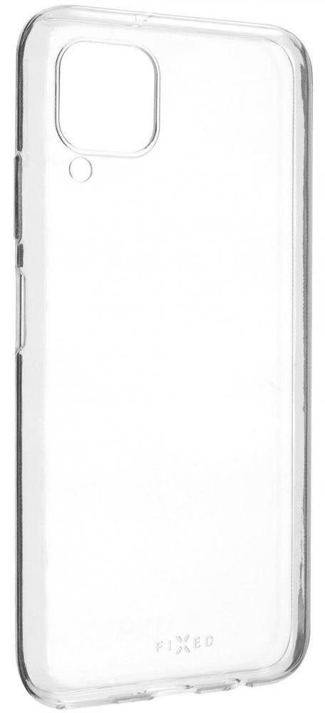 FIXED Ultratenké TPU gelové pouzdro Skin pro Huawei P40 Lite, 0,6 mm FIXTCS-505, čiré