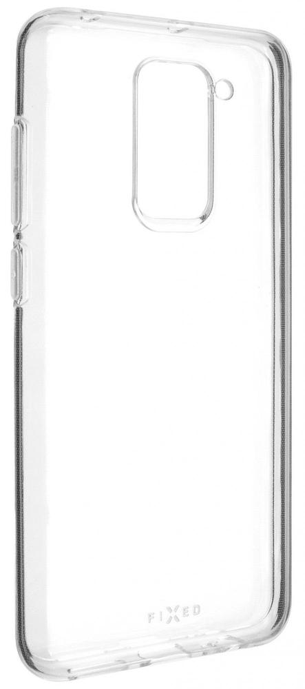 FIXED Ultratenké TPU gelové pouzdro Skin pro Xiaomi Redmi Note 9, 0,6 mm FIXTCS-517, čiré