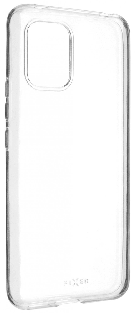 FIXED Ultratenké TPU gelové pouzdro Skin pro Xiaomi Mi 10 Lite, 0,6 mm FIXTCS-534, čiré