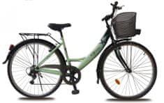 Olpran žensko kolo Mercury Lux 28, svetlo zeleno