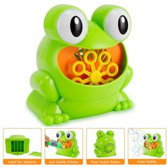 iMex Toys Stroj na bubliny