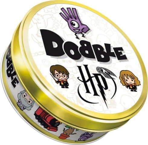 Asmodee ADC Blackfire Dobble Harry Potter