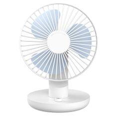 Vitammy mFAN Bezdrátový osobní ventilátor, bílý